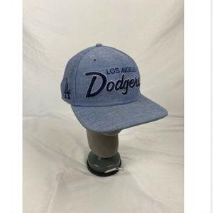 LOS ANGELES DODGERS blue adjustable cap / hat